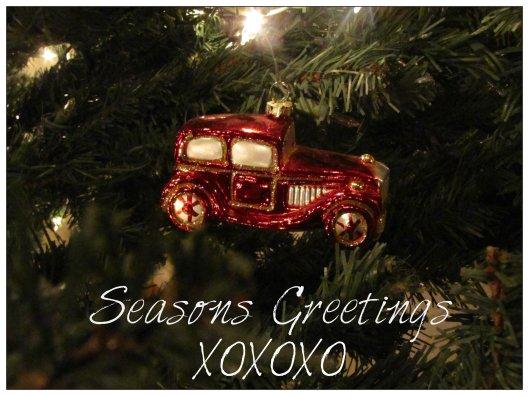SM Christmas Card