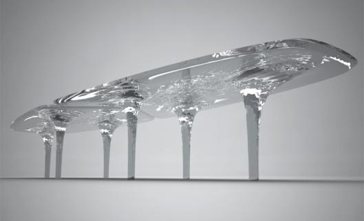 Zaha-Hadid-melting-glass-table-design-of-the-year-Condo2