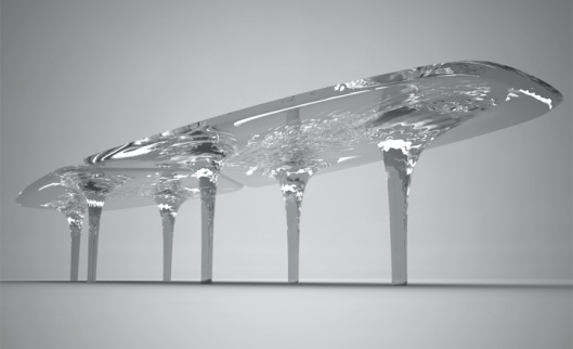 Zaha-Hadid-melting-glass-table-design-of-the-year-Condo2