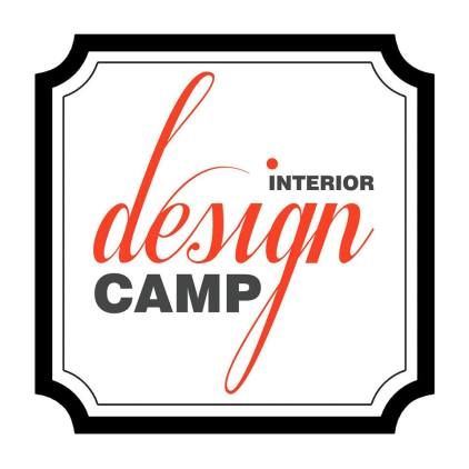 design camp logo