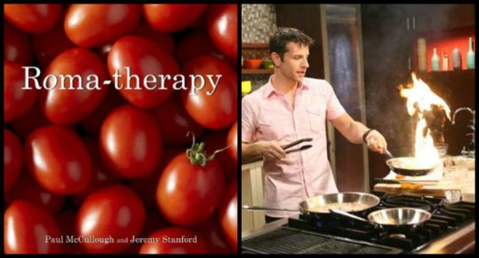 Girlfriends Talk Radio: Dabney heats up the kitchen with Chef Paul McCullough ~ Roma-Therapy
