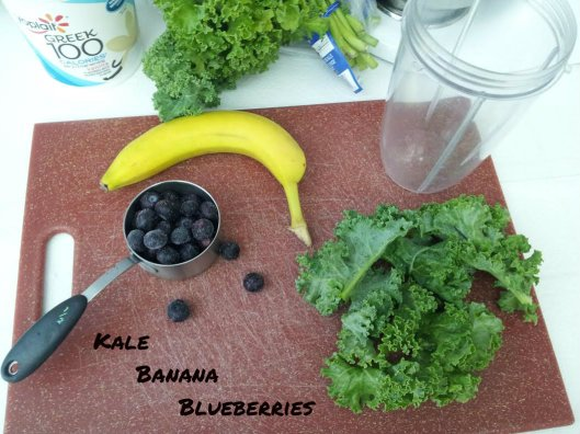Kale Blueberry 14 a