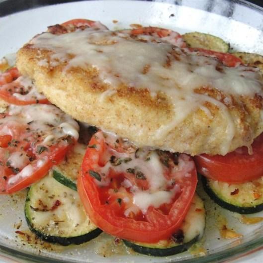 Zucchini Chicken