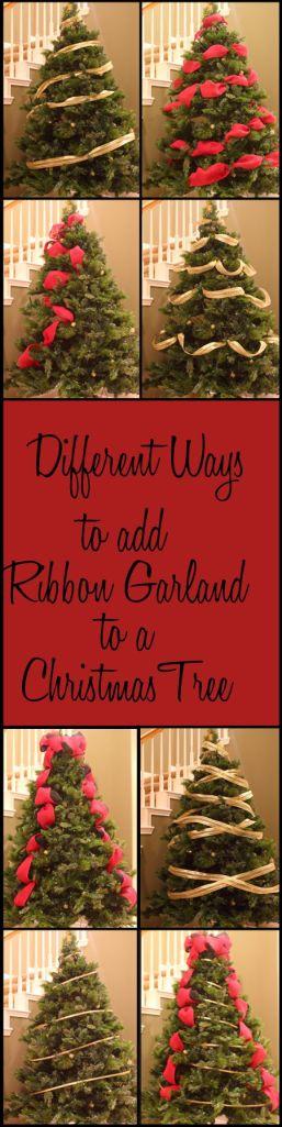 Tree ribbon