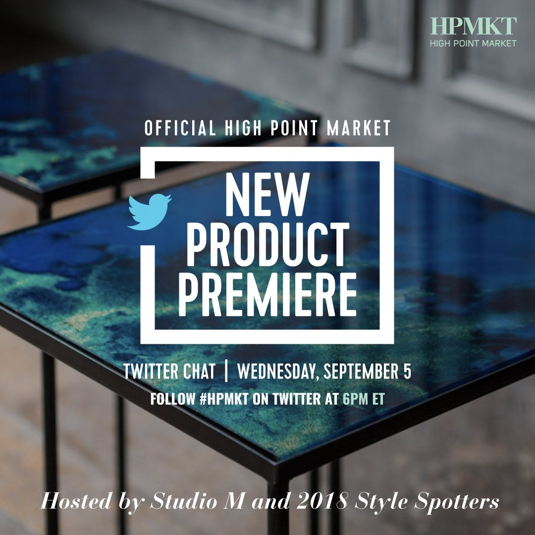 High Point Market Product Premiere